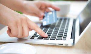compras online com cartao