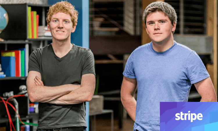 Os empresários mais ricos da Irlanda são os donos da Stripe